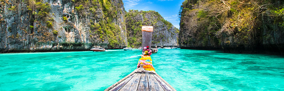 Start planning for a Thailand adventure