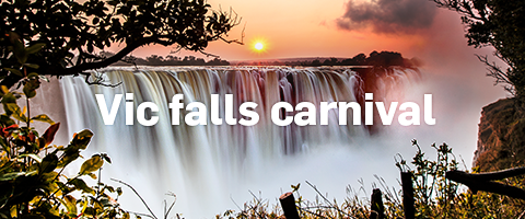 Vic falls carnival from only R10 299