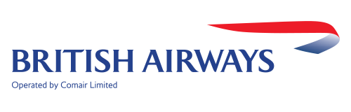 British Airways (operated by Comair)